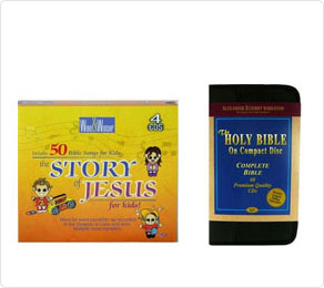 Clearance Bible audio products on sale