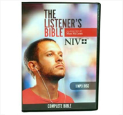 >NIV Listener's Bible for MP3 and iPod, read by Max McLean