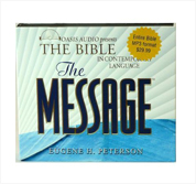 The Message Audio Bible reading for MP3 & iPod
